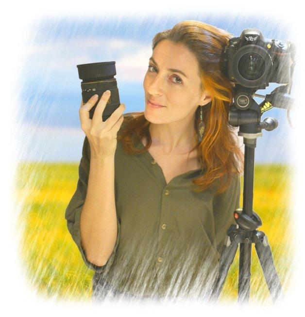 Lidia Aparicio sales Fotógrafa Creativa